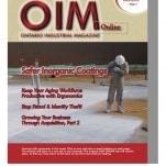 Ontario Industrial Magazine
