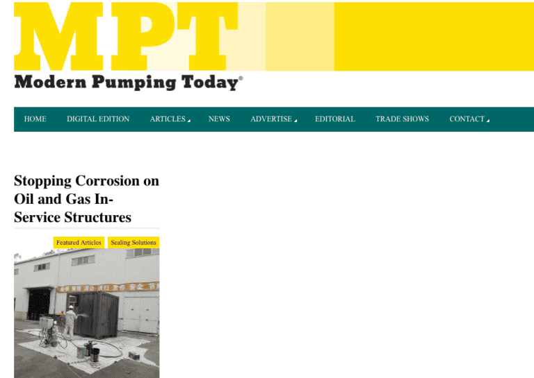 Modern Pumping Today