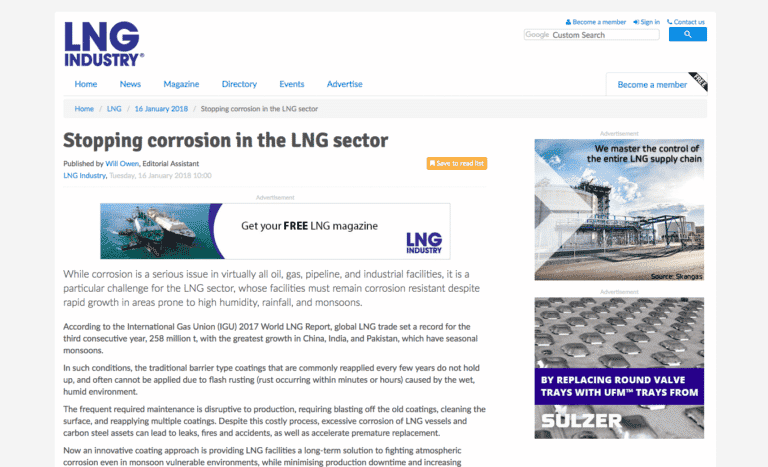 LNG Industries