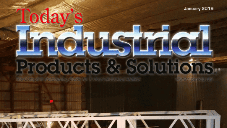 Today's Industrial Products & Solutions