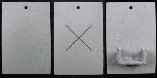 Nasa test panels